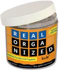 Real Organized In a Jar®: Helping You Get It All Together Cover Image