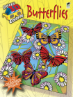 Butterflies [With 3-D Glasses] (Dover 3D Coloring) Cover Image