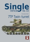 Single Vehicle No. 03 7tp Twin-Turret Cover Image