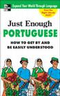 Just Enough Portuguese (Just Enough Phrasebook) Cover Image