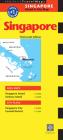 Singapore Travel Map: Singapore Island & City Map (Periplus Travel Maps: Singapore Island & City Map) Cover Image