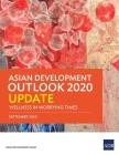 Asian Development Outlook 2020 Update: Wellness in Worrying Times Cover Image