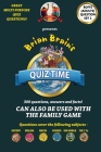 Brian Brain's Quiztime For Boffs Edition 1 Cover Image