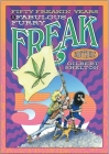 Fifty Freakin' Years Of The Fabulous Furry Freak Brothers Cover Image