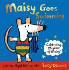 Maisy Goes Swimming Cover Image