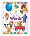 Disney Baby My First Words Cover Image