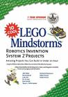 10 Cool Lego Mindstorm Robotics Invention System 2 Projects: Amazing Projects You Can Build in Under an Hour Cover Image