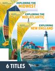 Exploring America's Regions (Set of 6) Cover Image