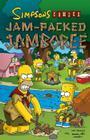 Simpsons Comics Jam-Packed Jamboree Cover Image