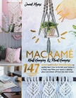 Macramè: Wall Hanging&Plant Hangers-147Smart and Budget-Friendly steps to quickly learning how to furnish your home in a sharp Cover Image