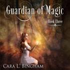 Guardian of Magic Lib/E: Mira Storm Weather Cover Image