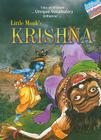 Little Monk's Krishna [With Stickers] Cover Image