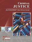 Criminal Justice DANTES/DSST Test Study Guide Cover Image