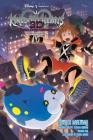 Kingdom Hearts 3D: Dream Drop Distance The Novel (light novel) Cover Image