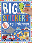 Big Stickers for Little Hands My Amazing and Awesome Cover Image