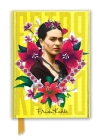 Frida Kahlo Yellow (Foiled Journal) (Flame Tree Notebooks) Cover Image