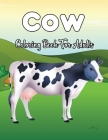 Cow Coloring Book For Adults: An Adult Cow Coloring Book Featuring 50 cow Designs with Mandala Patterns for relaxation.Volume-1 Cover Image