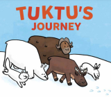 Tuktu's Journey: English Edition Cover Image