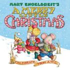 Mary Engelbreit's A Merry Little Christmas Board Book: Celebrate from A to Z Cover Image