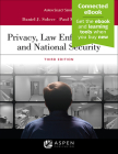 Privacy, Law Enforcement, and National Security (Aspen Casebook) Cover Image
