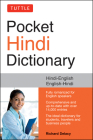 Tuttle Pocket Hindi Dictionary: Hindi-English English-Hindi (Fully Romanized) Cover Image