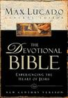 Devotional Bible-Ncv: Experiencing the Heart of Jesus Cover Image
