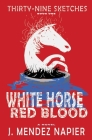 White Horse Red Blood Cover Image