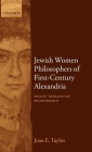 Jewish Women Philosophers of First-Century Alexandria: Philo's 'Therapeutae' Reconsidered Cover Image