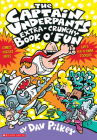 The Captain Underpants Extra-Crunchy Book O' Fun (Captain Underpants) Cover Image