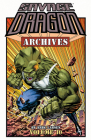 Savage Dragon Archives, Volume 10 Cover Image