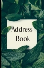 Address Book: A-Z Address book: Keep Contacts Addresses, Phone #'s, Emails, Birthdays, and Anniversary's All in Organized: 5 x 7 Add Cover Image