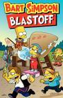 Bart Simpson Blastoff Cover Image