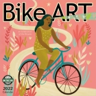 Bike Art 2022 Wall Calendar: In Celebration of the Bicycle Cover Image