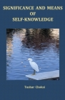 Significance and Means of Self-Knowledge Cover Image