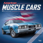 American Muscle Cars 2021 Square Foil Cover Image
