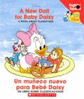 A New Doll For Baby Daisy / Un muneco para Bebe Daisy: (Bilingual) Cover Image