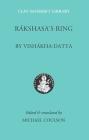 Rakshasaas Ring (Clay Sanskrit Library #2) Cover Image
