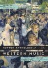 The Norton Anthology of Western Music Cover Image