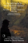 The MX Book of New Sherlock Holmes Stories Some More Untold Cases Part XXIII: 1888-1894 Cover Image