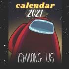 Calendar 2021 among us: characters