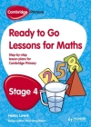 Cambridge Primary Ready to Go Lessons for Mathematics Stage 4 Cover Image