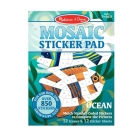 Mosaic Sticker Pad - Ocean Cover Image