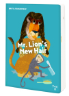 Mr. Lion's New Hair! Cover Image