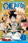 One Piece, Vol. 45 Cover Image