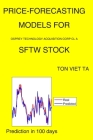 Price-Forecasting Models for Osprey Technology Acquisition Corp Cl A SFTW Stock Cover Image