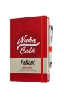 Fallout Hardcover Ruled Journal (With Pen) (Gaming) Cover Image