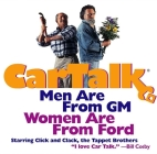 Car Talk: Men Are from GM, Women Are from Ford Cover Image