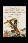 Cetywayo and his White Neighbours IllustratedH Cover Image