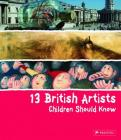 13 British Artists Children Should Know Cover Image