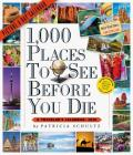 1,000 Places to See Before You Die Picture-A-Day Wall Calendar 2020 Cover Image